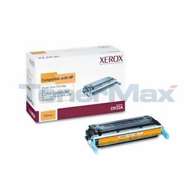 XEROX HP LJ 4600 TONER CTG YELLOW C9722A